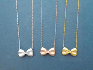 Gold, Silver, Rose gold, Pasta, Ribbon, Necklace