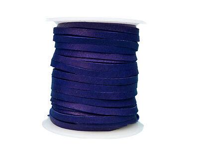 Шнуровки для кожи Deerskin Lacing Purple
