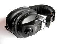 Bargain Vintage Phillips EM-6146 Headphones