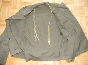 MEDIUM East German Army Tank Jacket Oakville / Halton Region Toronto (GTA) image 4