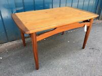 1960's G Plan 'Fresco' teak Coffee Table. Vintage/Retro/Mid-Century