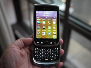 Blackberry Bold and Torch