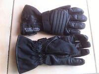 Richa waterproof motorcycle gloves
