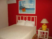 Wow; a 1 bedroom condo in beach town of Sosua D.R. 2 weeks