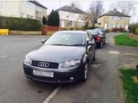 AUDI A3 2.0TDI BKD ENGINE FULL CAR BREAKING 2005 ALL PARTS AVAILIBLE