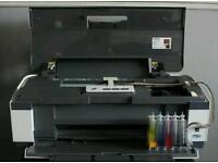 Epson stylus office printer (continuous ink supply)