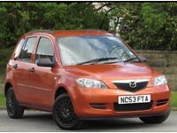 +++MAZDA 1.4 TS 5dr +++BRIGHT TIDY 5 DOOR CAR +++