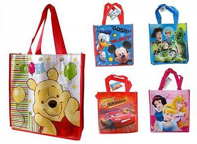 Kinder Einkaufstasche Disney  - Tragetasche 32 x 34 cm [NEU]