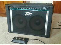Peavey Studio Chorus 210. Made in USA. Swap Amp Head