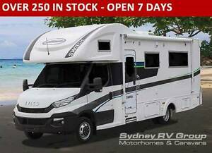 SS541 Sunliner SWITCH S541, IVECO Brand New Luxury Model Penrith Penrith Area Preview