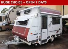 CU756 Avan Gabrielle Pop-Top, Twin Single Beds, Great Entry Level Penrith Penrith Area Preview
