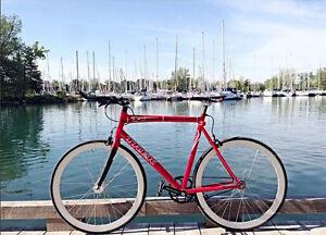 Trek T1 Fixed Gear Road Bike
