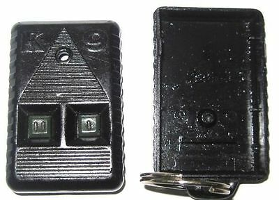 case only keyless remote K-9 key fob transmitter entry responder alarm clicker