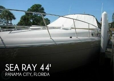 1994 Sea Ray 440 Sundancer Used