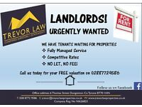Landlords Wanted!!!!!