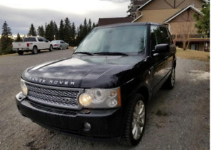 2009 Range Rover - Will consider trade  Custom Truck 40s or 50s