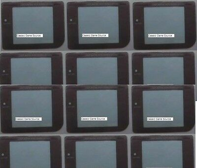 98 Piece Lot 48 Screens For Gameboy Gbo Gbc Gba + 50 Batteries Cr2032 W/tabs