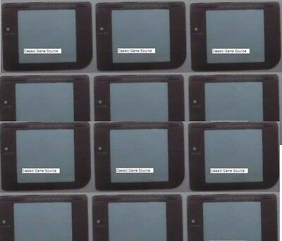 98 Piece Lot 48 Screens For Gameboy Gbo Gbc Gba + 50 Batt...