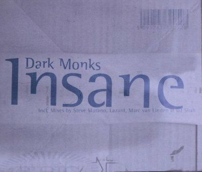 versions, 2003) [Maxi-CD] (Dark Monks)