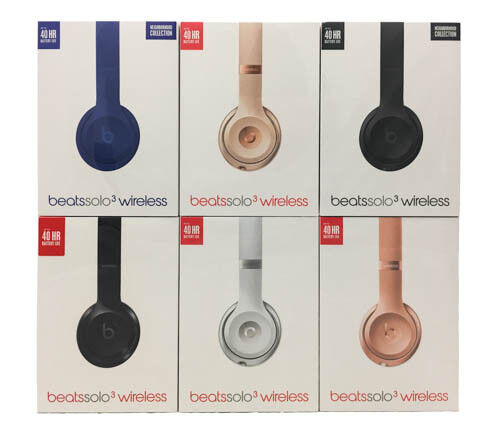 Beats By Dre - Beats By Dr. Dre Solo3 Wireless Headphones - Special Edition Collection