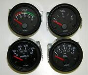 Oil Temp Volt Gauge
