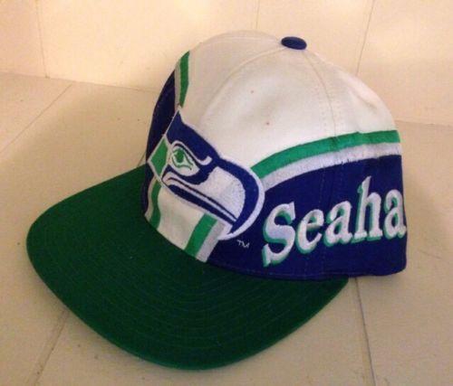 b82b83bd6 Vintage Seahawks  Football-NFL