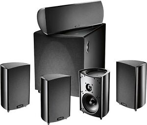 New! Definitive Technology ProCinema 600 Home Theater