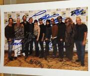 Sons of Anarchy Cast Signed