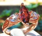 Tourmaline Fine Rings Pink 7 Ring