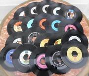 Schallplatten Singles