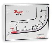 Dwyer Manometer