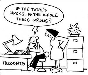 Accounting and Bookkeeping Services!