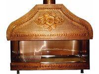 100cm Bakir Mangal / Mangal EN215 (oct)