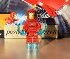 Iron Man Marvel Super Heroes LEGO Minifigures