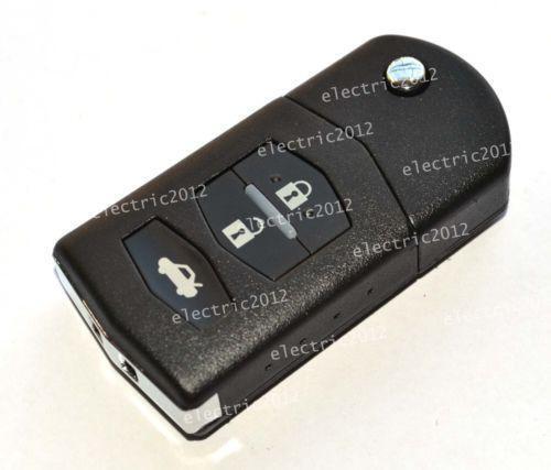 Mazda 3 Key Fob Battery >> Mazda 5 Key: Keyless Entry Remote / Fob | eBay