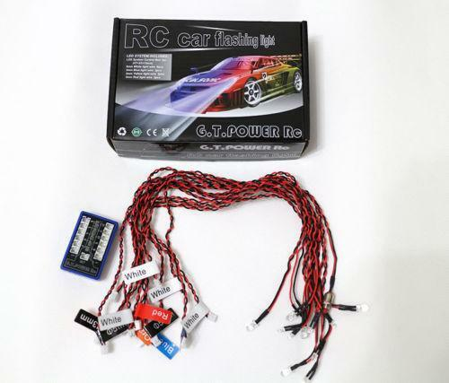 Rc Car Light Kit Ebay