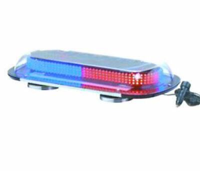 Sho-me Able-2 Led Mini Lightbar Magnet Mount Red 11.1200.r08 Warning Light