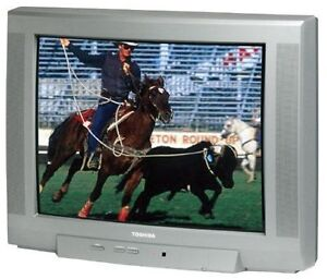 """Toshiba 27A42 27"""" TV with FST Black Picture Tube"""