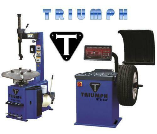 tire balancing machine used