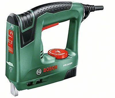 Grapadora Electrica Profesional Bosch PTK 14 Valida para Grapas y Clavos 50W...