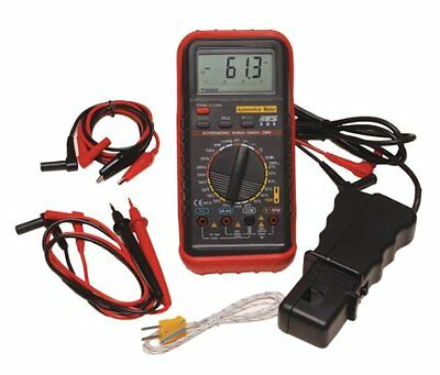 Electronic Specialties 585k Deluxe Multimeter Kit - Automotive Meter With Rpm