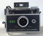 Antique Polaroid Camera