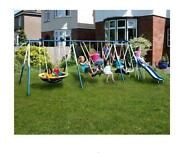Outdoor Kids Swings