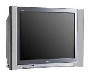 """Sony  Trinitron WEGA KV-32HS510 32"""" 1080i HD  TV  for sale"""