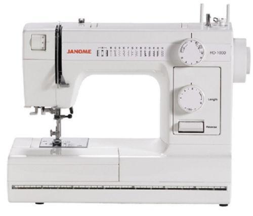 Janome Heavy Duty Sewing Machine EBay Unique Used Heavy Duty Sewing Machine For Sale