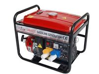 NEW2.8Kva fourstroke petrol generator High Quality, Petrol Generator With fly lead GREAT TOOL