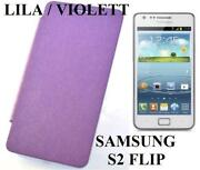 Samsung Galaxy S2 Tasche Lila