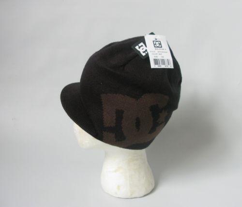 0d56cf297c7 DC Visor Beanie  Hats
