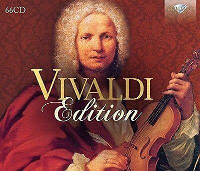 Vivaldi   Vivaldi Edition  New Cd