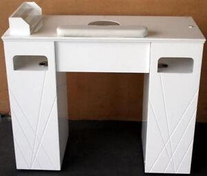 nageltisch manik re pedik re ebay. Black Bedroom Furniture Sets. Home Design Ideas